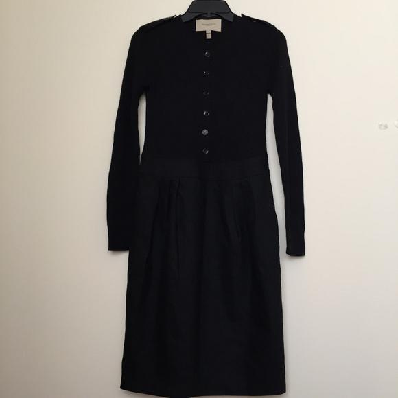 Burberry Dresses & Skirts - Burberry Women's Long Sleeve Dress